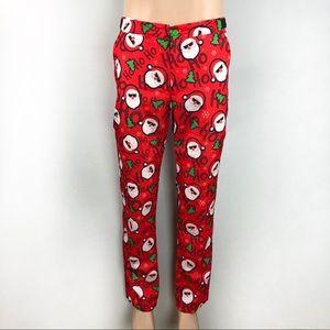 Men's Suitmeister Ugly Christmas Santa Suit Pant
